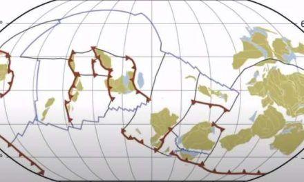 Mil millones de años de transformación de la Tierra en 40 segundos