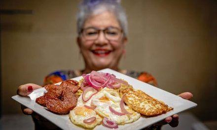 Xiomarita Pérez aclara sobre el Día Nacional del Mangú