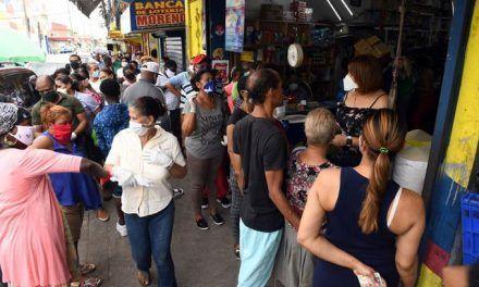 Mayor contagio Covid sigue en el Gran Santo Domingo