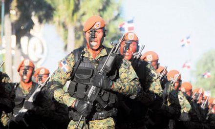 Los 4,172 ascensos animan a cuerpos armados del país