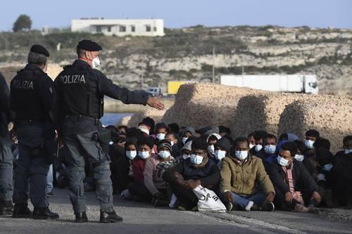 Migración y frontera EEUU-México: una misión de doble filo para la vicepresidenta Harris