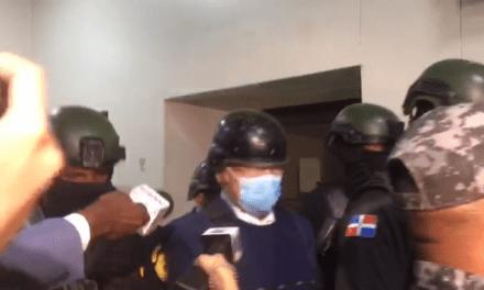 Alexis Medina y Fernando Rosa continuarán en prisión