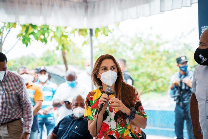 """Alcaldesa Carolina Mejía da inicio al """"Proyecto Rescatistas de Cañadas"""" en el DN"""
