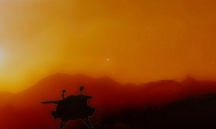 La nave china Tianwen-1 aterriza en Marte