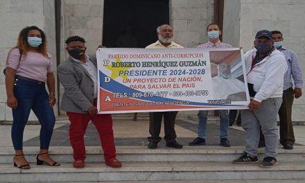 Grupo de ciudadanos crea el Partido Dominicano Anticorrupción