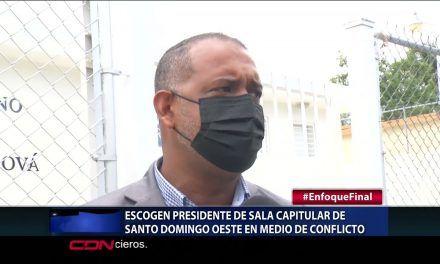 Escogen presidente de Sala Capitular de Santo Domingo Oeste en medio de conflicto