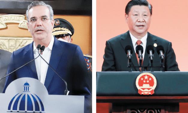 EEUU saca a relucir ayudas luego de que Abinader agradeciera a Xi-Jinping las de China