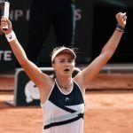 Krejcikova gana la final femenina del Abierto de Francia