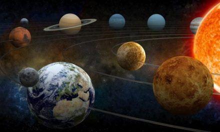 Trazan límite de heliosfera del sistema solar
