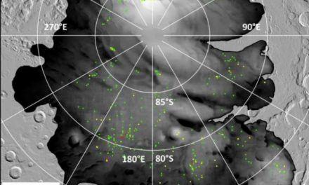 El misterio de los aparentes lagos subterráneos de Marte