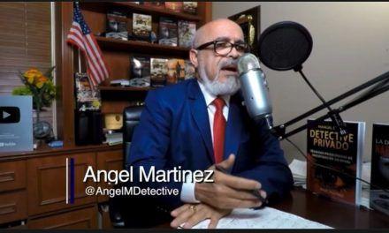 Periodista Ángel Martínez asegura nunca fue notificado por acusación de Guido Gómez
