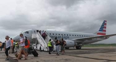 Potente expansión de American Airlines en RD: abre vuelo a Samaná