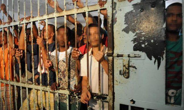 Presos de Cárcel Najayo en peligro; detectan 7 contagios de Covid y 13 más con síntomas