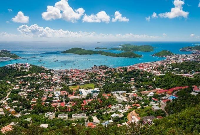 Cinco lugares imperdibles en St. Thomas
