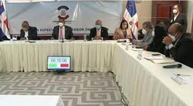 Comisión elige Defensor del Pueblo, pero no revela nombre