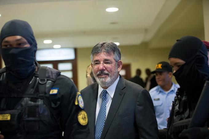 Díaz Rúa presenta sus pruebas caso Odebrecht