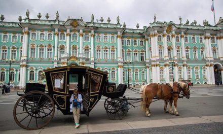 El Hermitage, el museo más majestuoso del mundo
