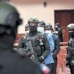 Los casos calientes de la justicia: Han sido llamados Antipulpo, Caracol, Coral y 13