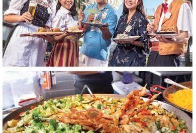 ¡Se reactivan los festivales gastronómicos en la Florida!