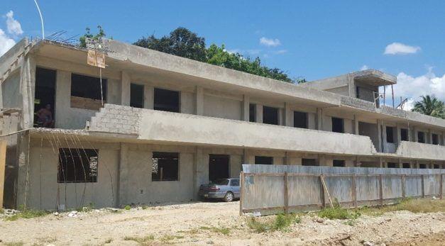 San Cristóbal: Denuncian paralizan trabajos reconstrucción Reformatorio