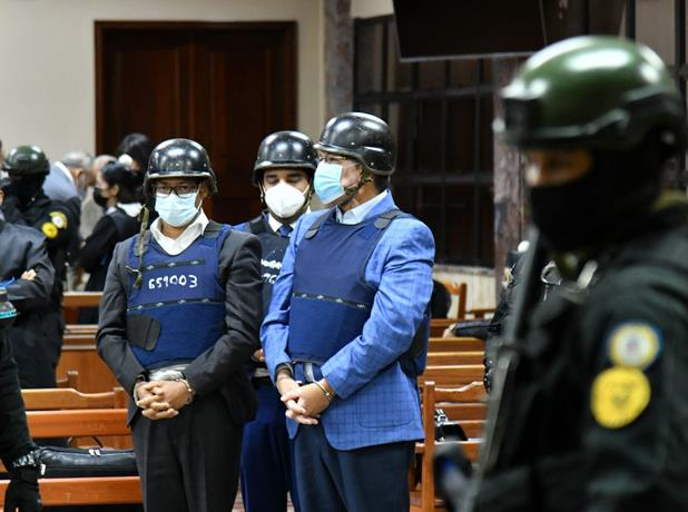 Tribunal conocerá manaña revisión de coerción caso Pulpo