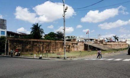 n bastión de la ciudad: Fuerte de la Concepción