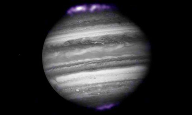 Resuelven el misterio de los rayos X de Júpiter