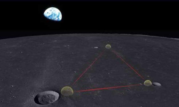 La Luna, ¿la mejor atalaya para rastrear ondas gravitacionales?