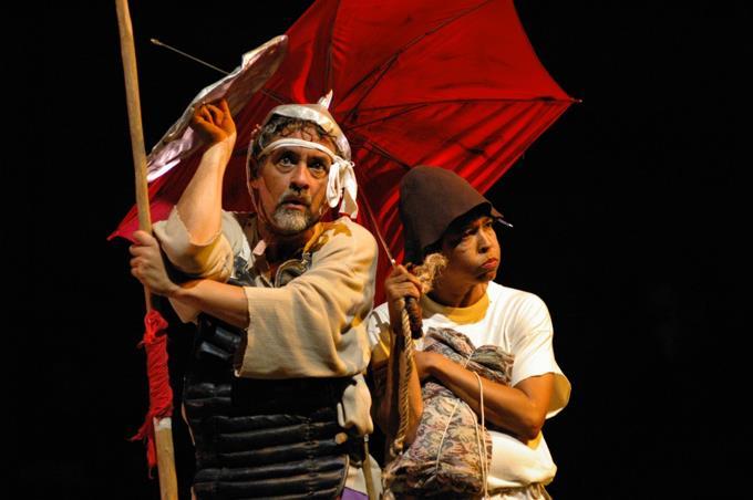 Teatro Gayumba, 45 años de auténtica magia teatral
