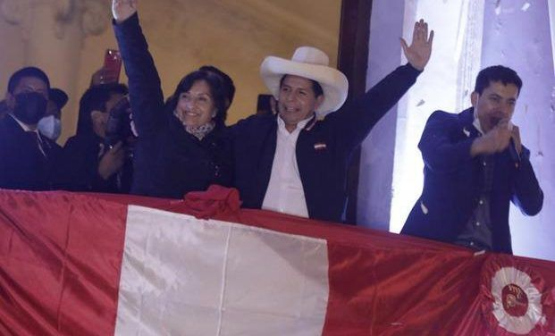 Tribunal declara a Castillo presidente de los peruanos