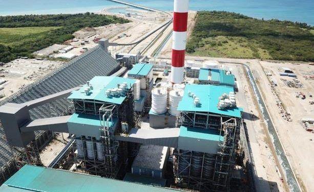 Este es el ranking de las plantas que más energía aportan en República Dominicana