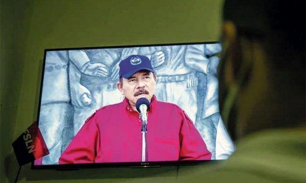 Ortega cumple amenaza de no dejar «piedra sobre piedra», según activista