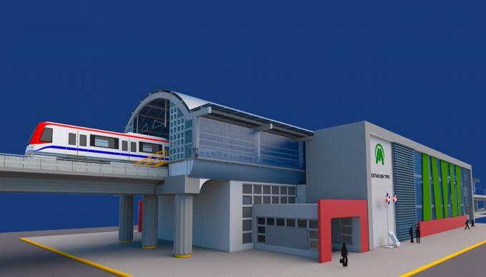 Inician los trabajos de extensión del Metro de Santo Domingo hasta Los Alcarrizos