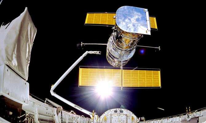 La crisis del telescopio espacial más famoso