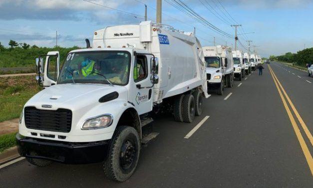 Ayuntamiento SDE rescinde contrato con empresa y asume recogida de basura en circunscripción 3