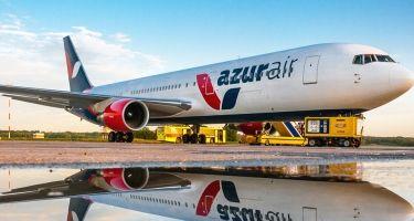 Azur Air, de Anex Tour abrirá vuelo entre Ucrania y Punta Cana