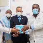 Entregan RD$80 millones en medicamentos de alto costo para pacientes Instituto Oncológico del Cibao