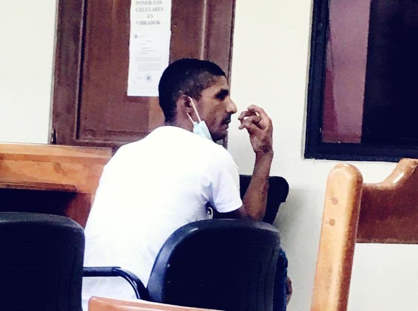 Tribunal condena hombre a dos años de prisión por amenaza y porte de arma ilegal