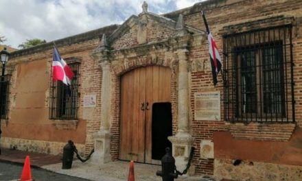 Calle Las Damas, en la Casa de Bastidas está el museo infantil