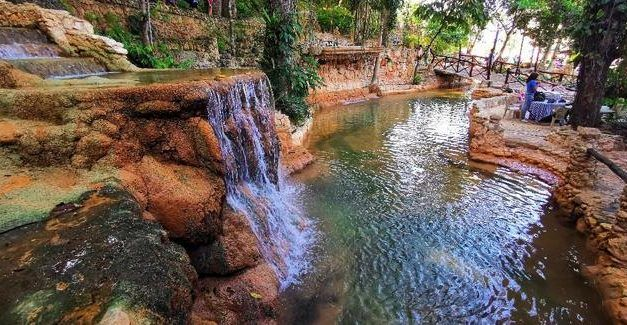¿Calor? Refréscate en uno de estos balnearios dominicanos