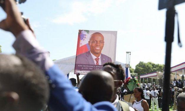 Haití detiene a coordinador de seguridad tras magnicidio