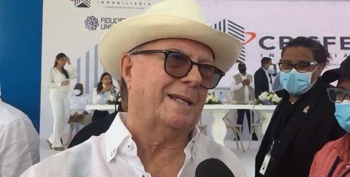 Hipólito Mejía: «Yo quiero mucho a David Collado, es mi sobrino, pero soy un libre pensador»