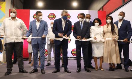 Abinader encabeza inauguración nueva sucursal de Supermercado Inés