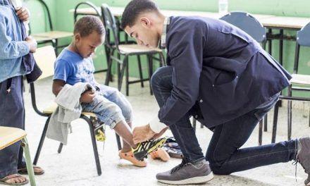 Jóvenes dominicanos cosechan logros