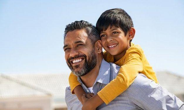 Relación con papá es base de estabilidad emocional