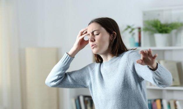Vértigo postural: por qué nos mareamos al hacer movimientos bruscos