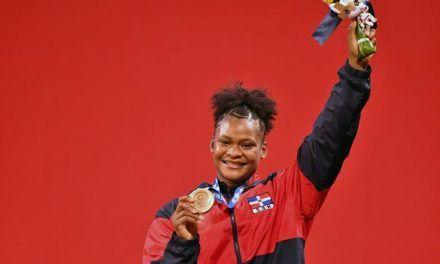Crismery Santana conquista medalla de bronce en Tokio