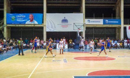 Ayuntamiento de Los Alcarrizos destina apoyo económico para Torneo de Baloncesto Superior