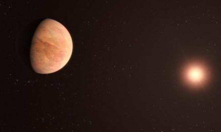 Medición pionera de un planeta de fuera de nuestro sistema solar con solo la mitad de la masa de Venus