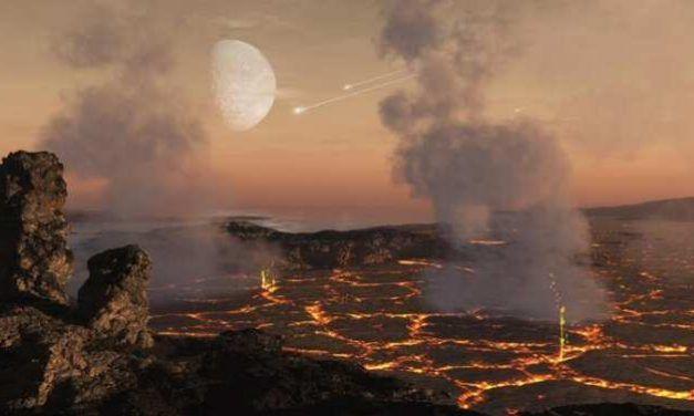 Los muchos asteroides que cayeron a la Tierra